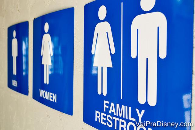 O golpe do banheiro é a novidade dos assaltantes de Orlando. Não dá para acreditar mas nem ali você pode dar bobeira.