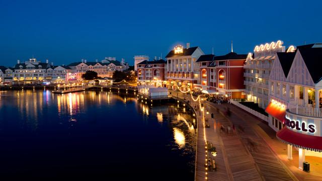 Boardwalk Inn é um dos hoteis mais lindos da Disney!