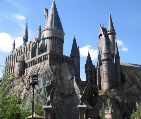 Hogwarts - apenas maravilhosa!