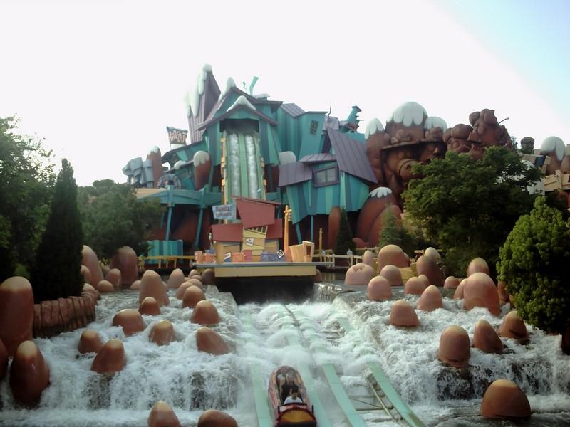 Islands of Adventures - Toon Lagoon - Universal Orlando