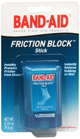 Band-aid para quem sofre com o sapato machucando os pés.