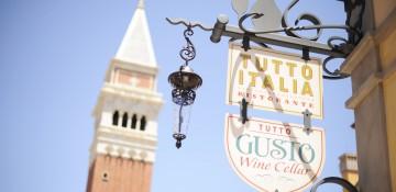 Tutto Italia: sem personagens ou temas especial, o restaurante é popular simplesmente por ser tão gostoso.