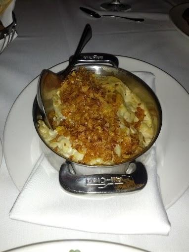 Foto da panelinha de batata gratinada do jantar