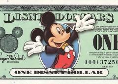 Quanto gastar de dólares em Orlando