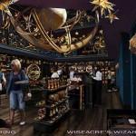 Harry Potter - Loja de materiais escolares mágicos
