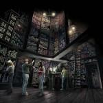 Harry Potter - Nova loja interativa de varinhas mágicas