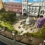 Harry Potter - Visão geral da nova área que será lançada ainda em 2014