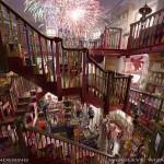 Harry Potter - Loja de traquinagens dos irmão Weasley