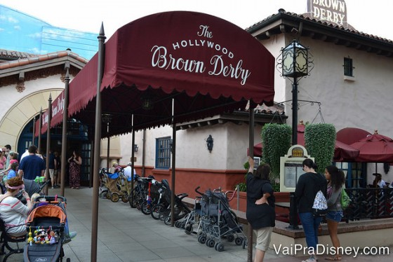Brown Derby, é o meu favorito