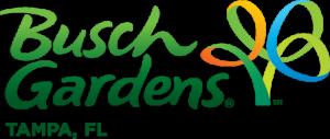 Foto do logo do Busch Gardens de Tampa