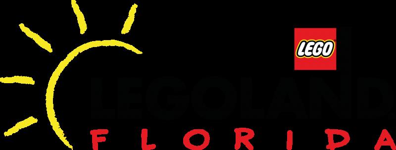Foto do logo da Legoland Florida, para ilustrar como ver os horários de funcionamento do parque.