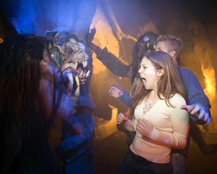Festas de halloween acontecem nos principais parques de Orlando no mês de Outubro