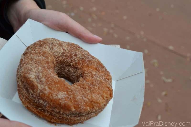 Cronut ou Croissant Donut: snack da moda nos EUA também entra como Snack no Dining Plan.