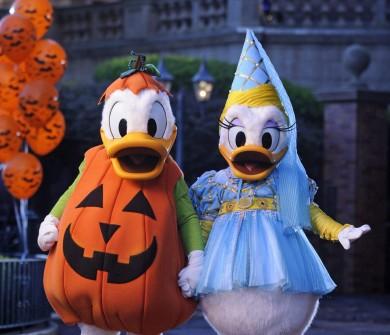 Festa de Halloween no Magic Kingdom começa a acontecer em Setembro
