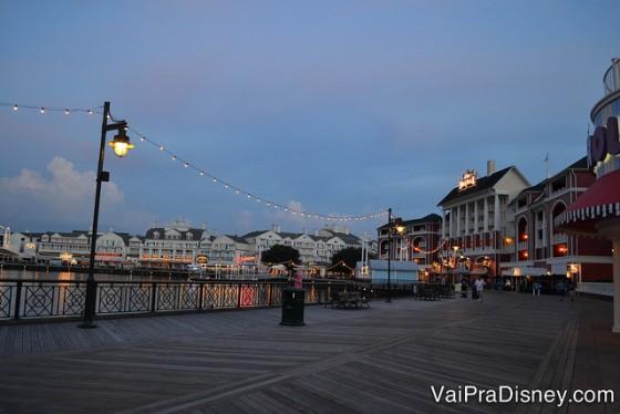 Boardwalk, como eu adoro esse lugar!
