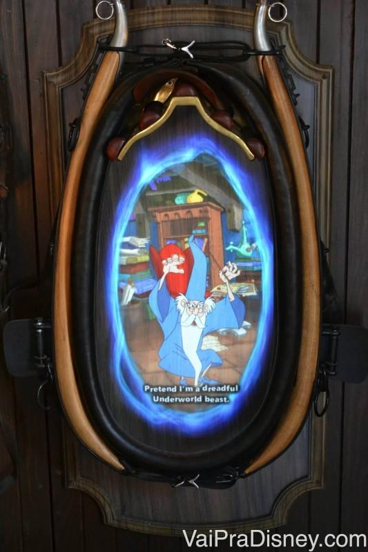 Sorcerers of Magic Kingdom: uma ótima atividade para crianças que estão acompanhadas de alguém que fala inglês.