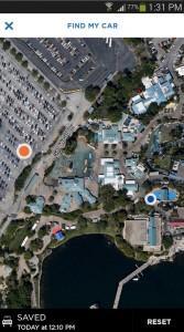 App dos parques Sea World em Orlando