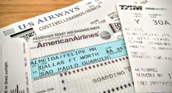 Passagem para Orlando. Não importa qual cia aérea, se o destino é bom, a viagem é deliciosa