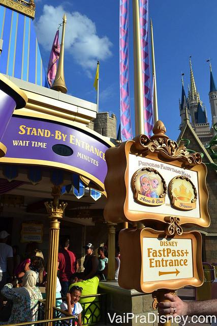 No Princess Fairytale Hall você encontra várias princesas