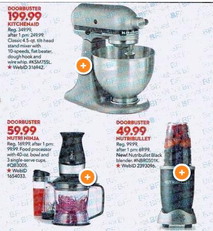 Até Kitchen Aid entra nas promoções, apesar de normalmente a gente focar nos eletrônicos mesmo.