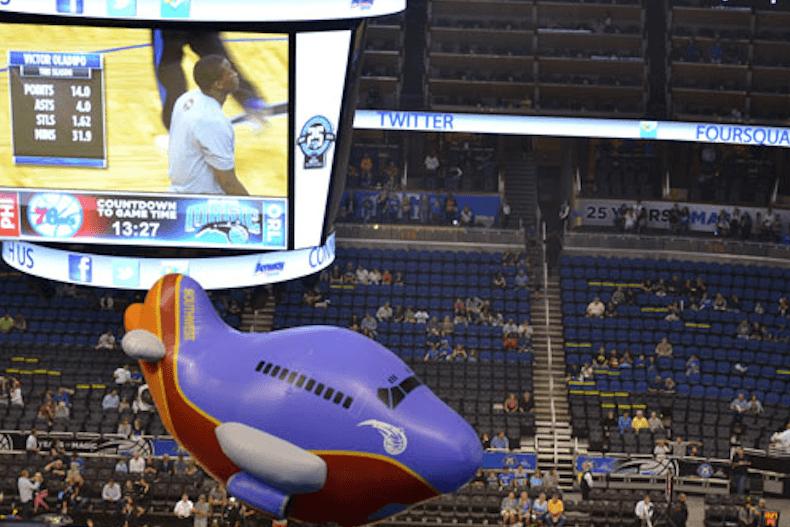 Fevereiro é um ótimo mês para curtir um jogo da NBA em Orlando