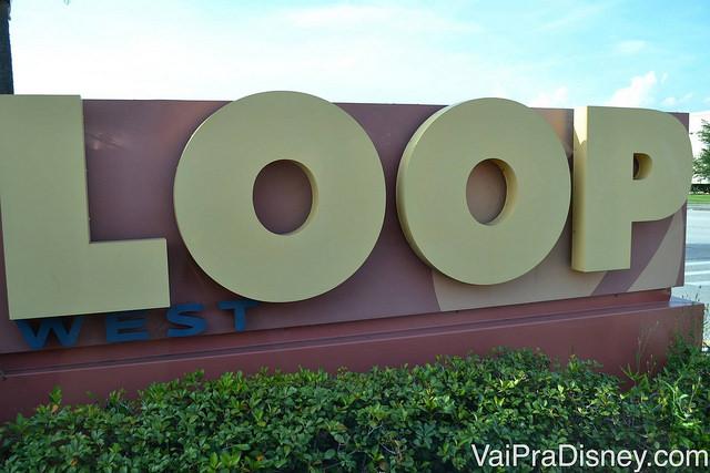The Loop, um dos principais complexos de compras de Orlando e região