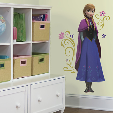 Enfeite de parede da Anna. Lindo para quarto de criança.