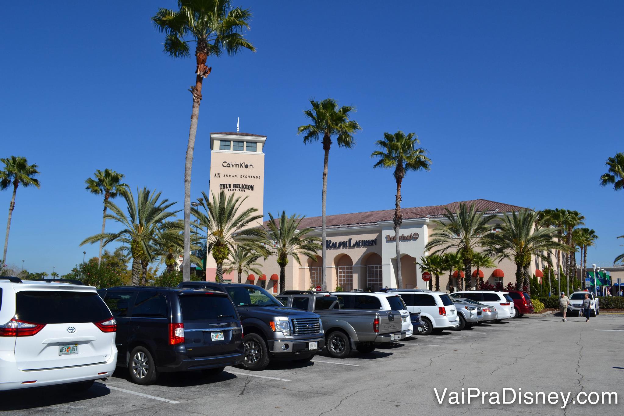 O complexo da Universal fica pertinho de outlets, shoppings e outros parques