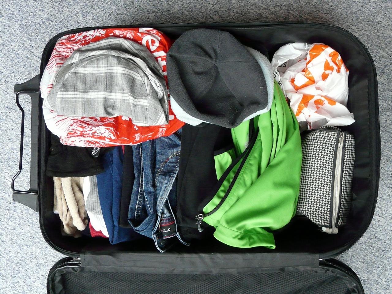 Como arrumar a mala para viajar a Orlando?