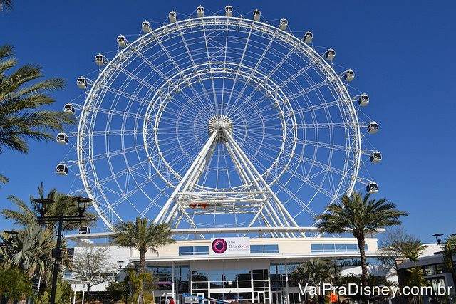 O tal do Orlando Eye!