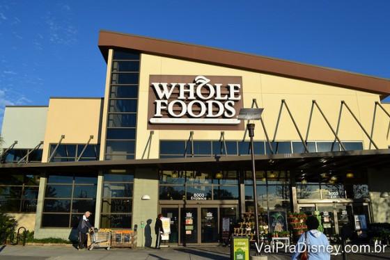 Unidade do Whole Foods em Orlando.