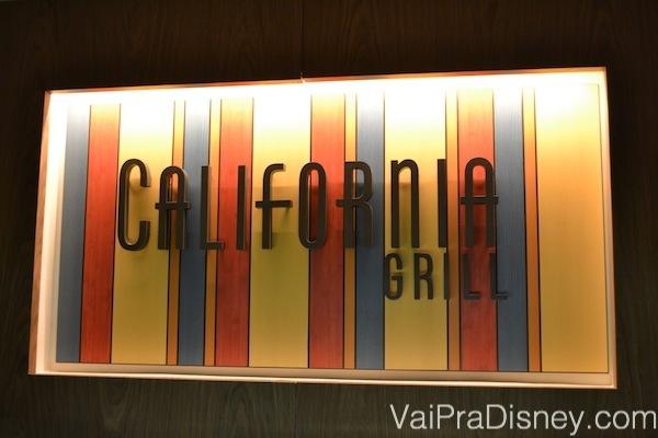 O Chef do California Grill, um dos restaurantes mais elogiados da Disney, participa de alguns dos eventos.