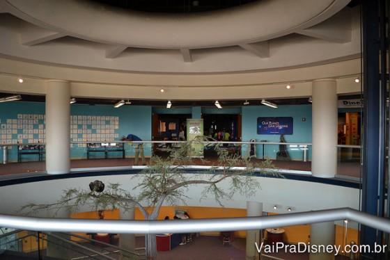 Orlando Science Center, um não tão conhecido museu da cidade
