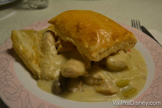 Chicken Pot Pie da Cati.