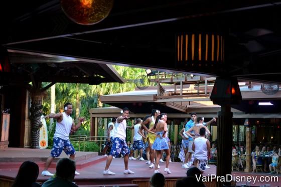 Spirit of Aloha: quem ai gosta de hula hula