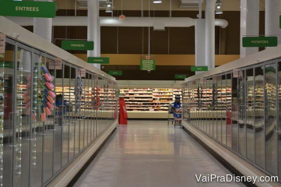 Qual é o melhor supermercado de Orlando? No fim depende muito do que você quer comprar!