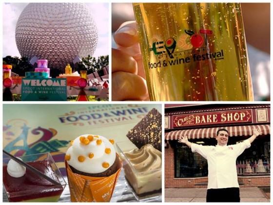 Quem aí está feliz que o Buddy vai voltar para o Disney's Food & Wine Festival 2017?