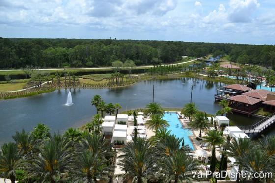 Desculpa aí Disney, mas o Four Seasons virou uma competição dura para hotel mais romântico.