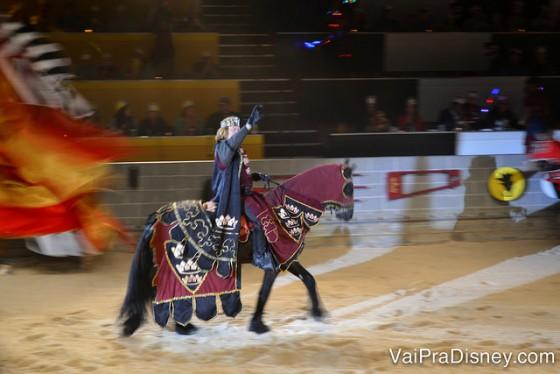 Só eu acho o cavalo meio tristinho?