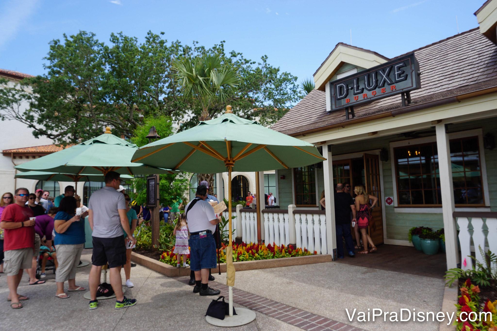 Um dos sanduíches preferidos do Felipe no Disney Springs!