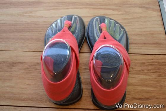 As sandálias da Sanuk parecem hiper confortáveis mesmo.