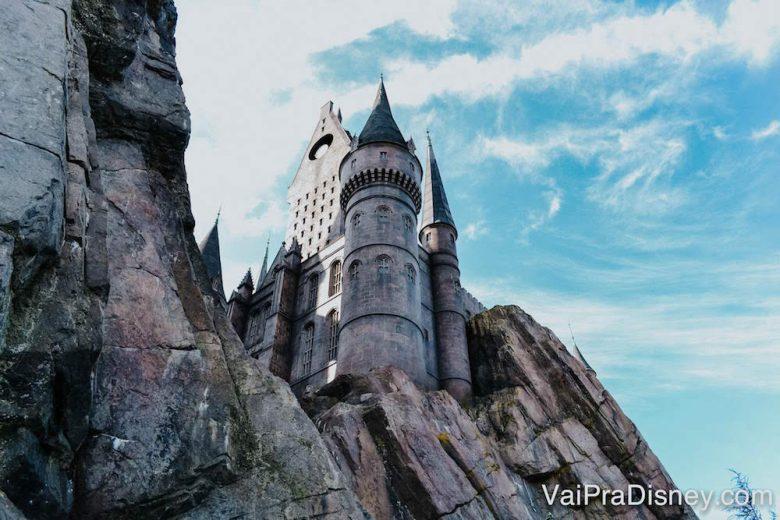 Mais um pouco do castelo!