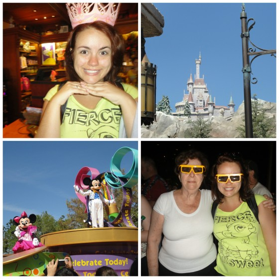 Viagem na Disney não é menos divertida com idosos não