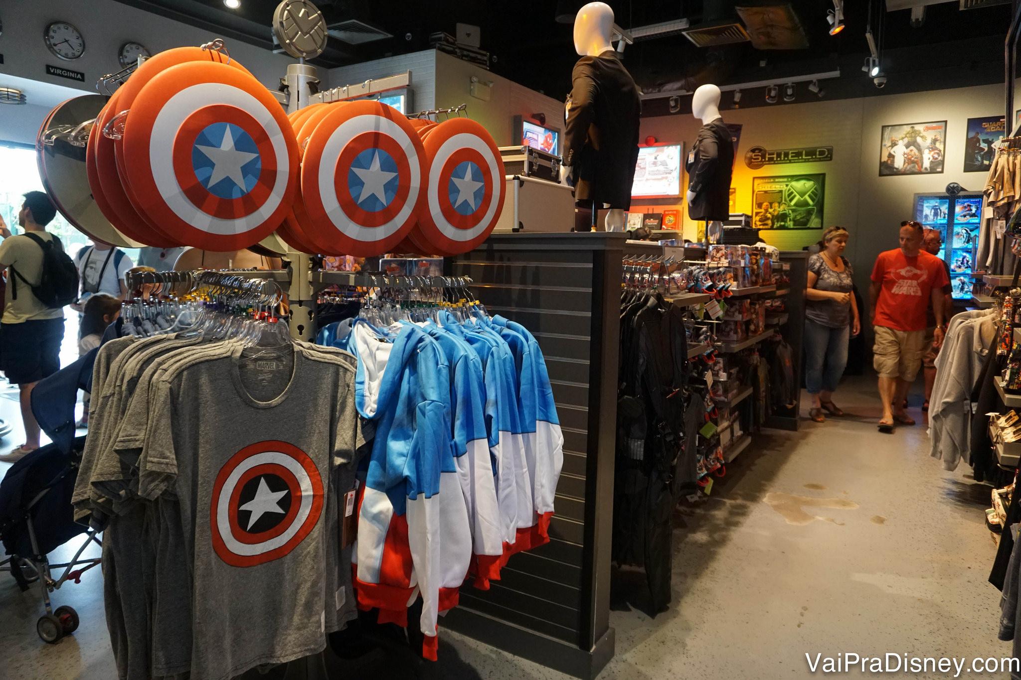 120f7e967 Loja dos super-heróis da Marvel no Disney Springs