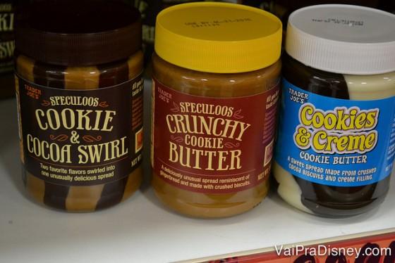 Tem quem ache melhor que Nutella, mas apesar de muito bom, eu não acho que exista nada melhor do que Nutella no mundo! =)