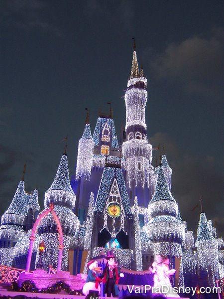 A época de frio em Orlando é repleta de atividades legais e cenários lindos.