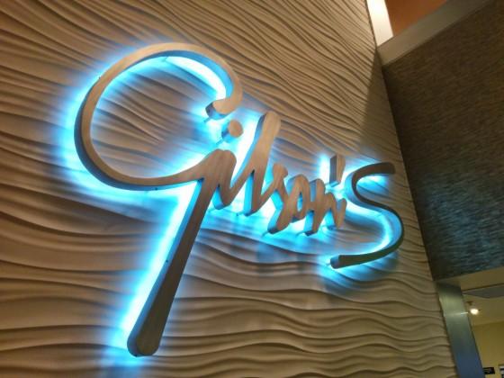 O Gilson's é um dos meus restaurantes brasileiros preferidos,com uma picanha deliciosa e acompanhamentos feitos no capricho.