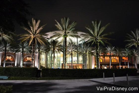 Além de tudo o Mall at Millenia é bem bonito!