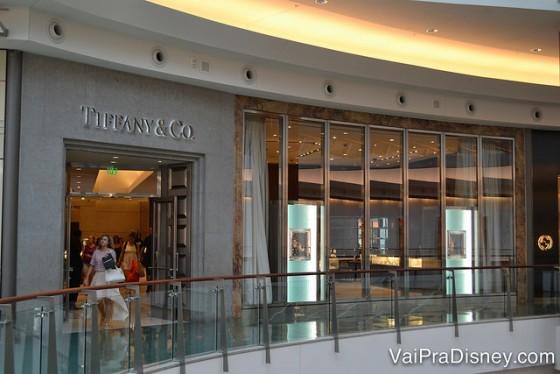 No passado só se achava lojas caras no Mall at Millenia.