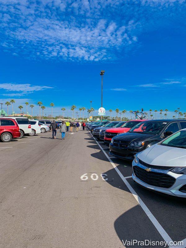 Orlando é uma cidade feita para os carros